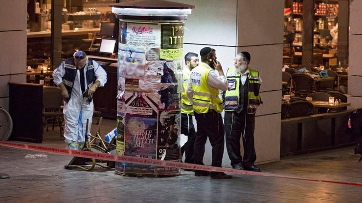 Strzelanina w Tel Awiwie. Są ofiary