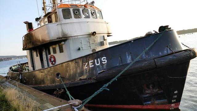Szwecja: czterech Polaków zginęło w wyniku pożaru na statku