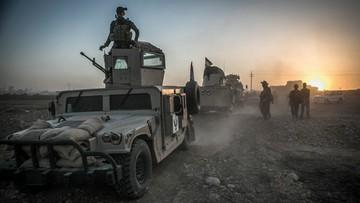 17-10-2016 05:17 Irackie siły ruszyły na Mosul