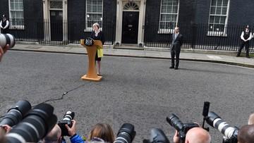 14-07-2016 05:20 Teresa May powołała głównych ministrów nowego rządu