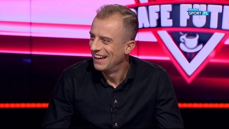 Grosicki: Tomek Hajto ma swoje pięć minut