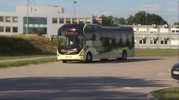 30-06-2016 10:54 Będą wozić pasażerów za darmo. Elektryczne autobusy testowane we Wrocławiu
