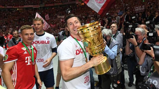 Bayern Monachium po raz 18. z trofeum