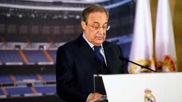 2015-12-03 Prezydent Realu Madryt: Nie zostaniemy wykluczeni z Pucharu Króla!