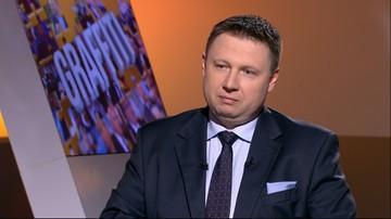 Kierwiński: polskiemu prezydentowi pokazano żółtą kartkę