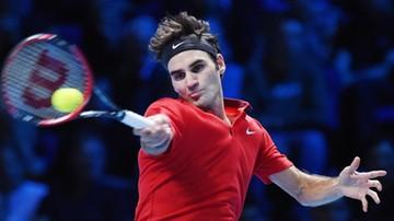 2015-11-03 Federer: Za dobrze się bawię, by myśleć o emeryturze