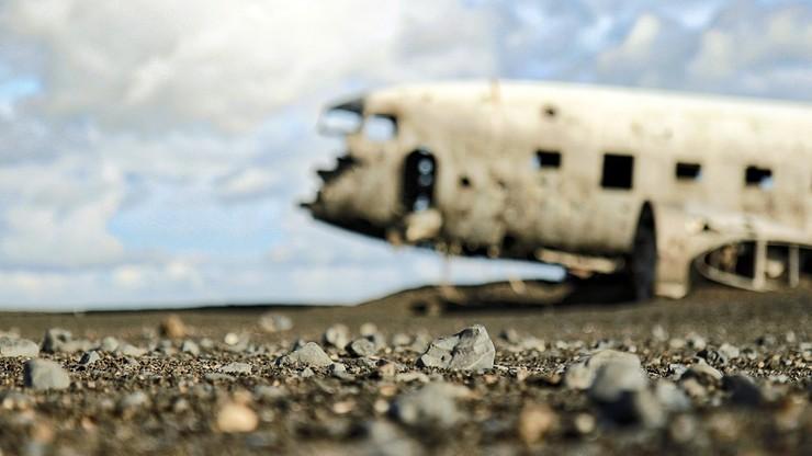 Mniej wypadków, ale więcej ofiar. W 2016 r. 236 osób zginęło w 65 katastrofach lotniczych