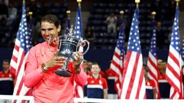 2017-09-11 Rankingi ATP: Nadal umocnił się na prowadzeniu. Spadek Janowicza