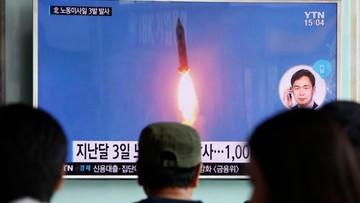 07-09-2016 07:17 Japończycy tworzą nowy system alarmujący o pociskach północnokoreańskich