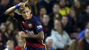 2015-10-17 Kareta Neymara. Barcelona podniosła się po stracie bramki