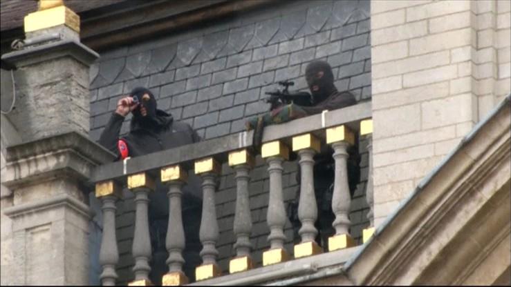 Belgia: nie kursuje metro, odwołano koncerty. Wprowadzono najwyższy stopień zagrożenia terrorystycznego