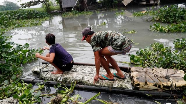 Filipiny: Do 133 wzrosła liczba ofiar śmiertelnych burzy tropikalnej