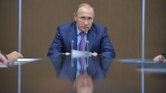 Putin: Rosja nie da się wciągnąć w nowy wyścig zbrojeń