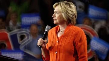 12-08-2016 22:51 Clinton ujawniła zeznanie podatkowe. Wzywa Trumpa do tego samego