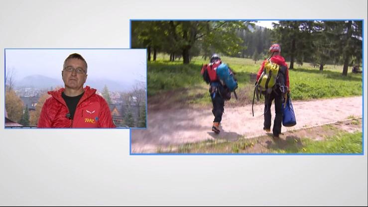 Coraz niebezpieczniej w Tatrach. TOPR apeluje: nie lekceważmy pogody