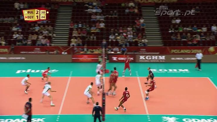 Bułgaria - Egipt 3:2. Skrót meczu