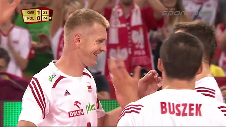Polska - Kamerun 3:1. Skrót meczu