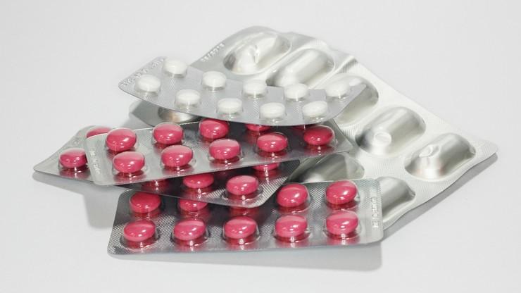 Nowa lista leków zagrożonych brakiem dostępności. Wykaz zawiera 178 produktów