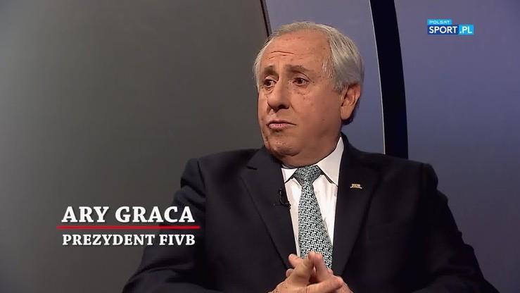 Prezydent FIVB: Chcemy zmieniać Klubowe Mistrzostwa Świata w Ligę Światową klubów
