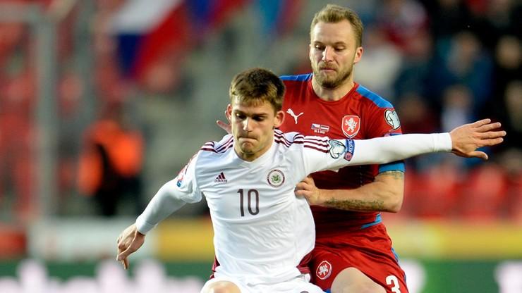Miedź Legnica sprowadziła łotewskiego snajpera. Będzie gwiazdą 1 ligi?