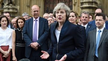 """11-07-2016 19:48 """"Brexit będzie sukcesem"""". Przyszła premier Wielkiej Brytanii zapowiada zmiany"""