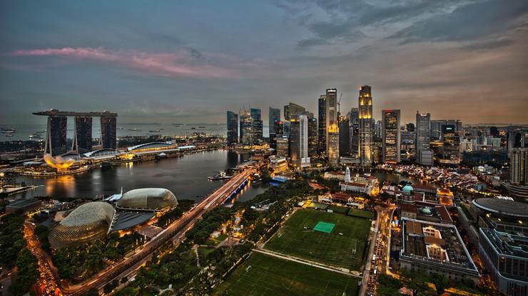 10 najdroższych miast świata. Listę otwiera Singapur