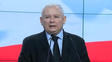Spotkanie May - Kaczyński odbędzie się dziś po południu