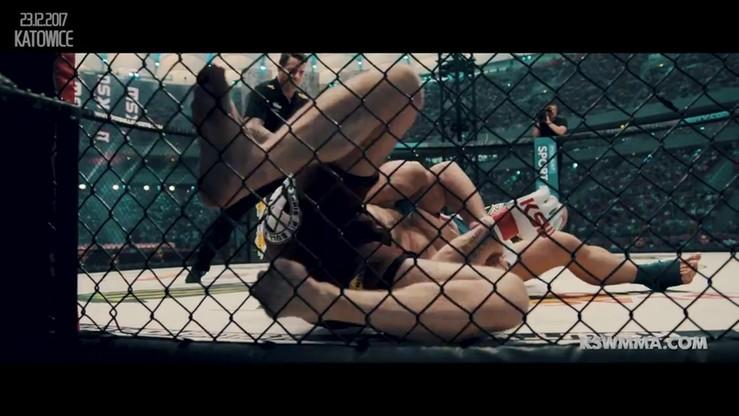 KSW 41: Michał Andryszak - Fernando Rodrigues Jr. Zapowiedź walki
