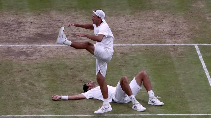 ATP Finals: Kubot i Melo pierwszym deblem, który się zakwalifikował