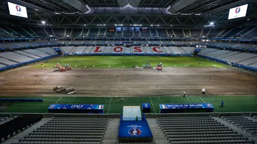 Euro 2016: Murawa na stadionie w Lille została wymieniona