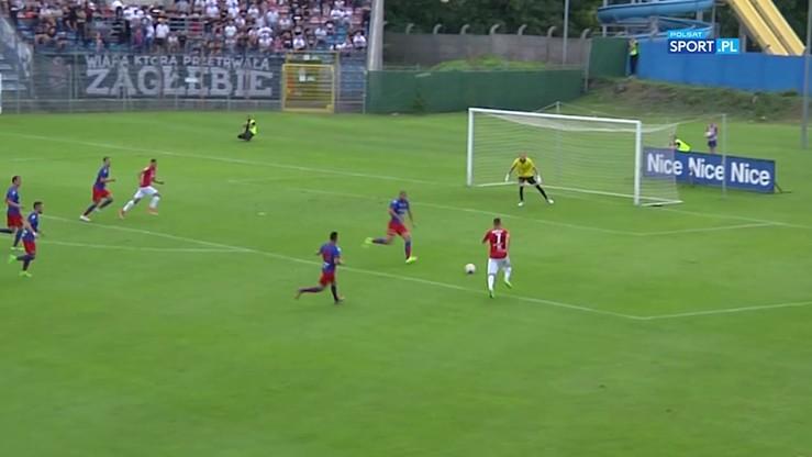 2017-09-11 Odra Opole - Zagłębie Sosnowiec 1:0. Skrót meczu