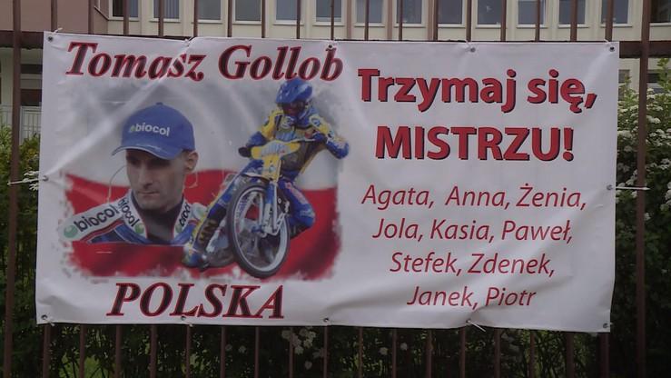 Dr Rybacki: Tomasz Gollob świetnie współpracuje z lekarzami