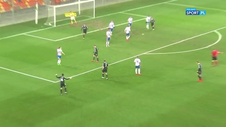 Podbeskidzie Bielsko-Biała - Drutex-Bytovia Bytów 2:1 (0:1). Skrót meczu