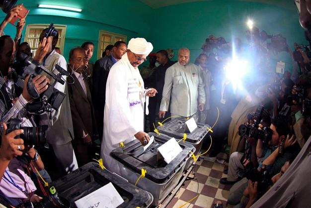 Sudan wybiera przywódcę