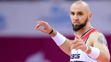 2016-11-05 NBA: Pierwsza wygrana Wizards i spora w tym zasługa Gortata