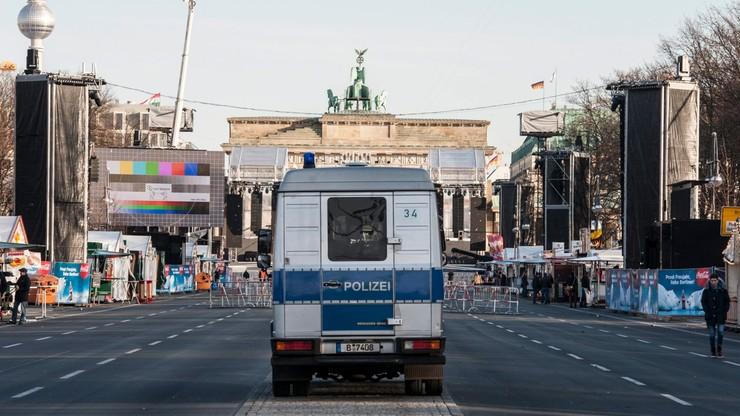 Alarm terrorystyczny w Monachium