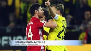 Borussia kontra Bayern 1:0 - klasyk ligowy w Dortmundzie
