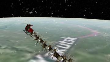 Święty Mikołaj rozdaje prezenty. Sprawdź, gdzie teraz jest
