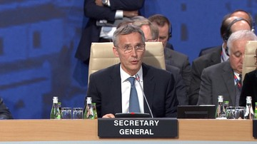 08-07-2016 16:43 Stoltenberg: podejmiemy decyzje mające wpływ na nasze bezpieczeństwo przez wiele lat