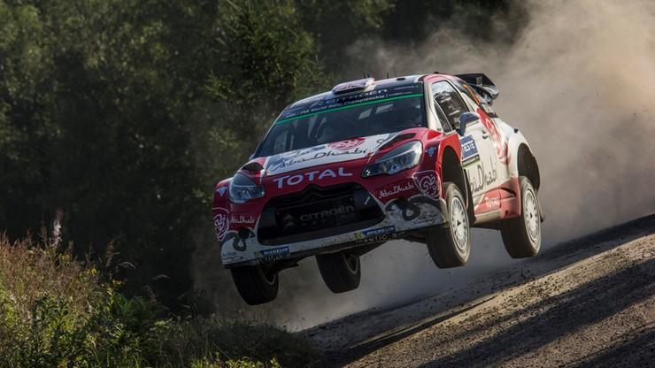 Rajdowe MŚ: Brytyjczyk Meeke nadal liderem po 20 odcinkach w Finlandii