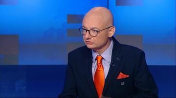 Michał Kamiński w programie