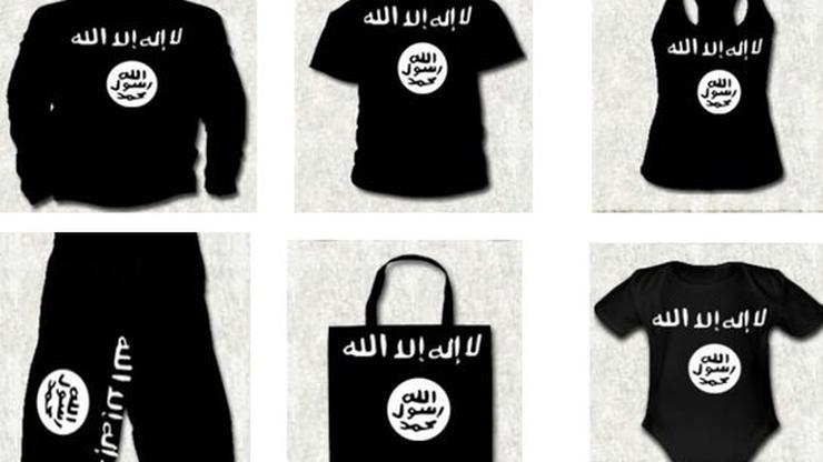 Ubrania typu ISIS do kupienia w sieci. W asortymencie m.in. dziecięce śpiochy