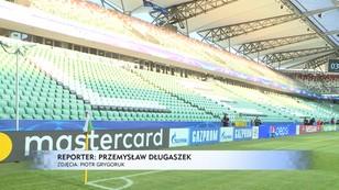 Miało być święto, będzie stypa; jutro mecz LM Legia Warszawa - Real Madryt