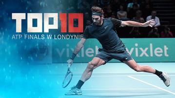 2015-11-23 TOP 10 najlepszych zagrań ATP Finals w Londynie (WIDEO)