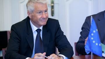 31-03-2016 16:18 Sekretarz generalny Rady Europy spotka się w Polsce z Dudą, Szydło i ministrami. W Polsce też wiceszef KE