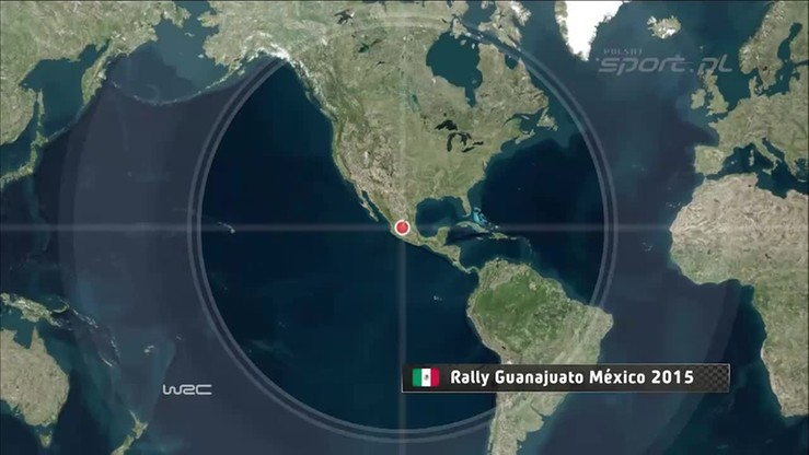 WRC Meksyk: skrót dnia 6-7.03