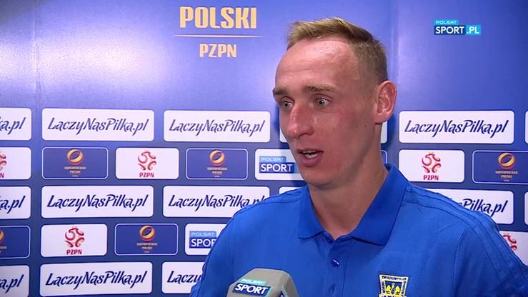 Marciniak: Cieszę się, że jestem częścią Arki