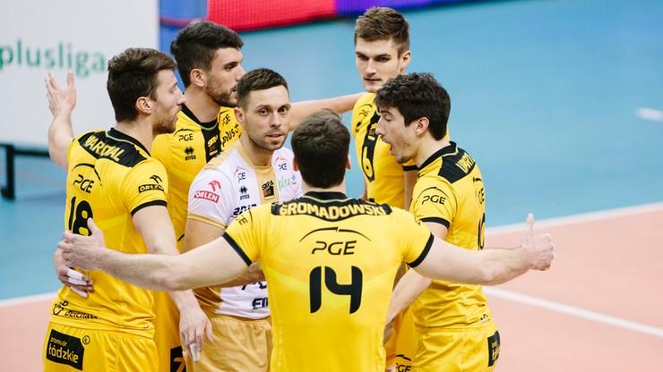 PGE Skra Bełchatów - Dukla Liberec: Transmisja w Polsacie Sport Extra