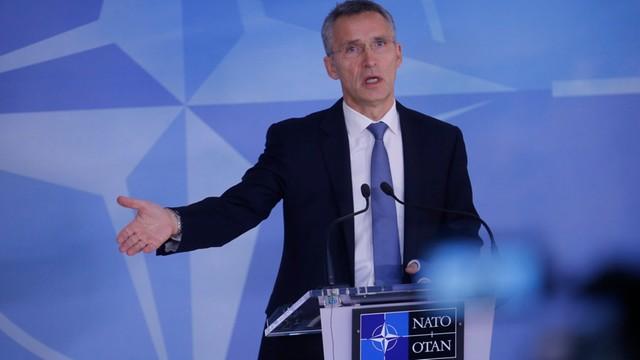 Stoltenberg: Wydatki obronne NATO wzrosły po raz pierwszy od wielu lat