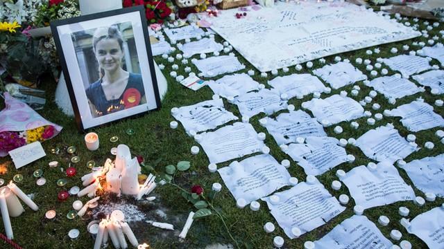W.Brytania: Przedstawiono zarzuty zabójcy Jo Cox